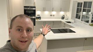 Our BRAND NEW Dream Kitchen!!!