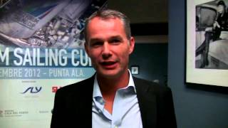 Youtube: Intervista a Luca Bassetto, Forum Sailing Cup 2012