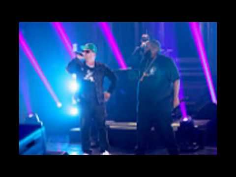 Run the Jewels perform in The Tonight Show Starring Jimmy Fallon