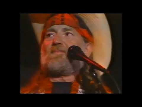 Willie Nelson HBO Special 1983 - All of me
