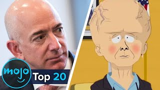 Top 20 Best South Park Celebrity Impersonations