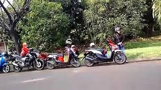 Touring Curug Cikuluwung Pamijahan Bogor