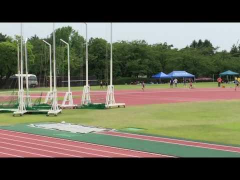 星稜中学校 男子4×100mリレー