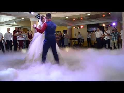 Оформлення весільного танцю спецефектами, відео 2