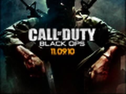 All-New Call Of Duty: Black Ops Trailer