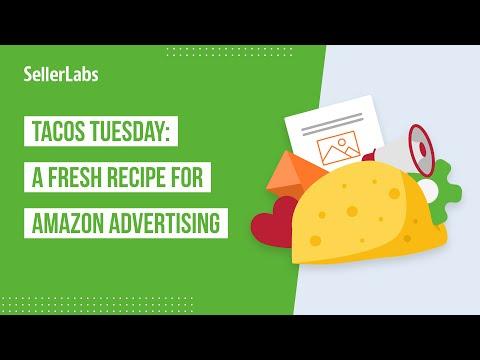 TACoS Tuesday: A Fresh Recipe for Amazon Advertising