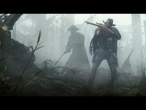 Hunt: Showdown - Springfield Marksman Team [GER Comms/ENG Subs]