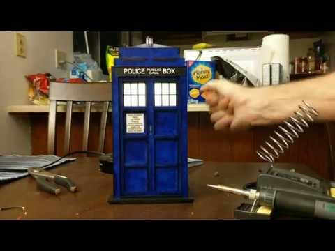 TARDIS – First Working Video