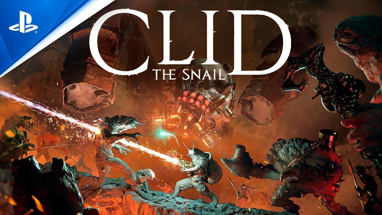 El galardonado Clid the Snail ya está a la venta en PS4! – PlayStation.Blog  en español