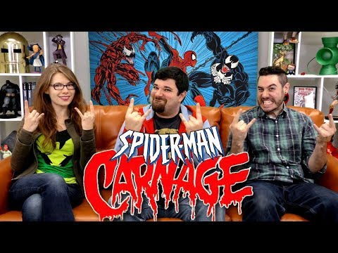 Spider-Man CARNAGE | Back Issues