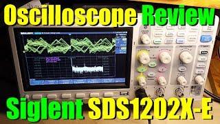 siglent sds1202x-e vs rigol ds1054z - Kênh video giải trí