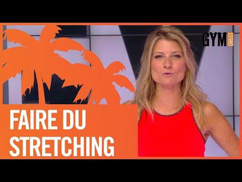FAIRE DU STRETCHING - GYM DIRECT