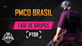 [BR] PMCO Brasil - Fase de Grupos - DIA 1