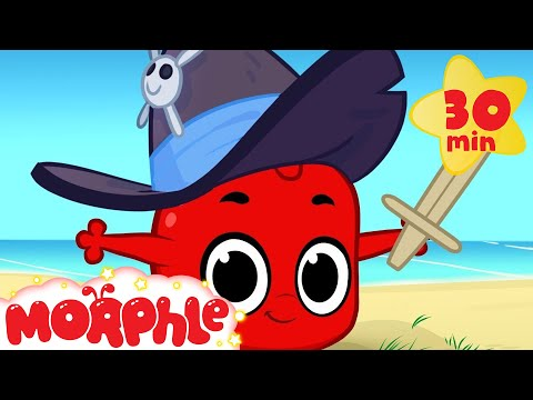Morphle And the Pirates - My Magic Pet Morphle Videos for Kids