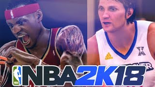 NBA 2K18 - NEW NBA 2K18 MODS ARE ON PS4 & XBOX ONE! GRAPHICS MOD, BASKETBALL /JERSEY MODS, & MORE!!
