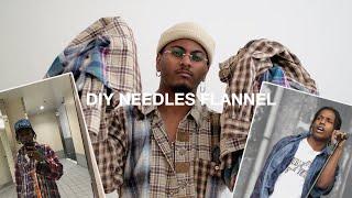 DIY $350 Needles Shirt For $30