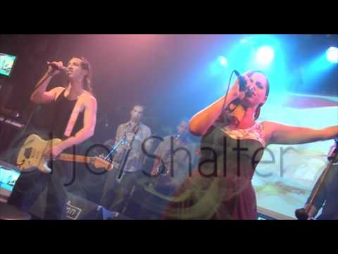 IJO/SHALTER -  No Diggity Live Version (Blackstreet Cover)