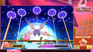 Kirby: Triple Deluxe *The True Arena* No Abilities / No Guarding