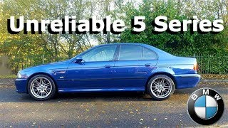 The 5 Most Unreliable BMW 5 Series Models You Can Buy