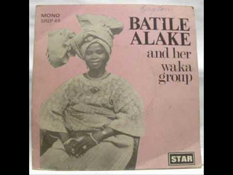 Batile Alake and Her Waka Group - Fasali Amoo (Audio)