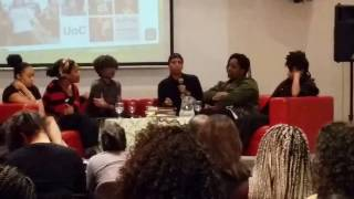 'Black Intellectual Gathering', Janaya Khan. Amsterdam. Part 1
