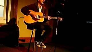 """Damien Jurado - """"Medication"""" (Café Moderno, Pontevedra, May23 2009)"""