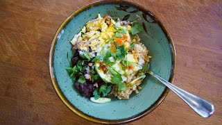 Quick Mexican Breakfast Bowl Recipe | SAM THE COOKING GUY
