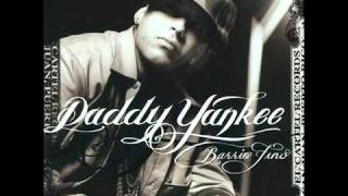Daddy Yankee - 03 Dale Caliente - Barrio Fino - Letra - 2004