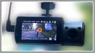Vantrue N4 Dashcam Test [ausführlich/ Deutsch]