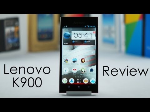 "Lenovo Ideaphone K900 Review (5.5"" Full HD / Intel Inside - Clover Trail+ / 2GB RAM)"