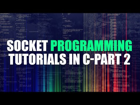 Socket Programming Tutorials In C For Beginners | Part 2 | Eduonix