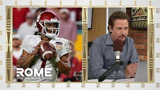 Kyler Murray Enters NFL Draft | The Jim Rome Show