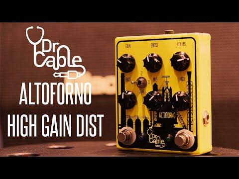 Dr. Cable Altoforno-High Gain Distortion