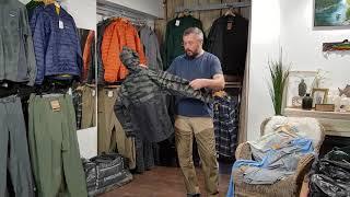 Одежда для рыбалки патагония