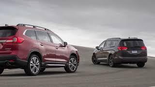March Mayhem Semifinal  2019 Chrysler Pacifica vs. 2019 Subaru Ascent