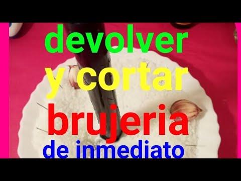 COMO DEVOLVER Y CORTAR BRUJERIA*💯👌