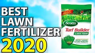 ✅ TOP 5: Best Lawn Fertilizer 2020