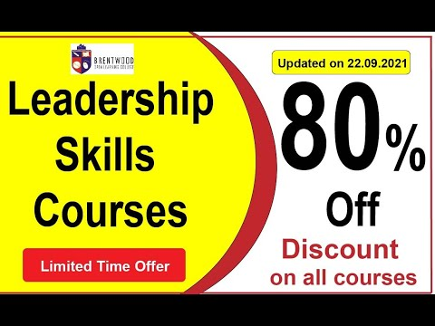 Leadership and Management Course | Leadership and ... - YouTube