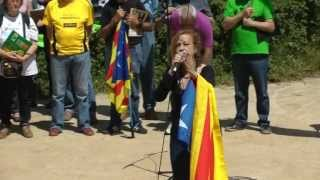 preview picture of video 'ANC canta Nuria Anglès'
