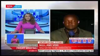 Uasin Gishu governor Jackson Mandago alleges DP William Ruto favours rival businessman Bundotich Buz