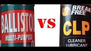 Ballistol vs Breakfree CLP EXTREME Corrosion & Gunpowder Burn Test - FateofDestinee