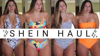 3816e5f11d771 shein and zaful spring break bikini try on haul 2019 - TH-Clip