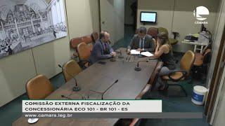 Concessionária BR 101/ES - Discussão e Votação de Propostas - 18/02/2020 16:30