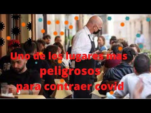 ¿Cuáles Son Los Lugares Con Más Riesgo De Contagio De Covid-19?