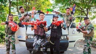Video LTT Nerf War : Mission Dangerous SEAL X Warriors Nerf Guns Fight Attack Criminal Group MP3, 3GP, MP4, WEBM, AVI, FLV September 2019