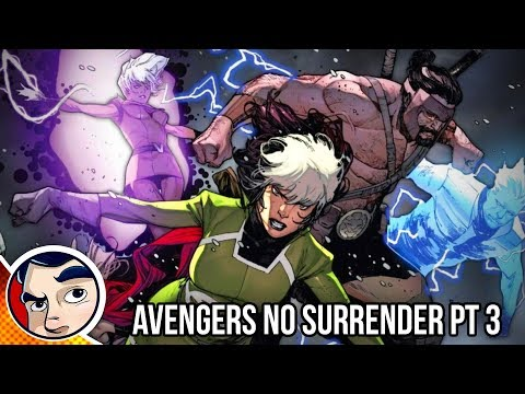 "Avengers No Surrender ""HULK RETURNS! Bruce Banner!"" #3 – InComplete Story"