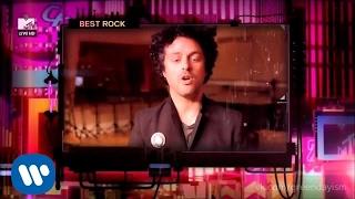 Green Day Best Rock MTV EMA 2013