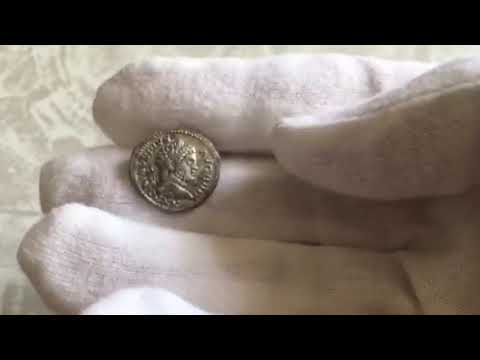 #MenHappyChannel #КЛАДОИСКАТЕЛЬ 👑 #денарий #Каракалла #Рим /Римский император/Каракалла/денарий/Коп/