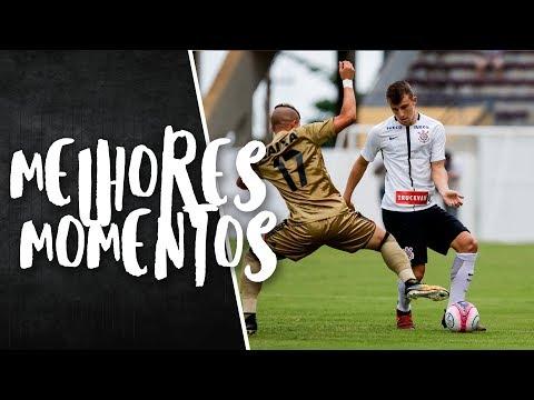 Melhores momentos - Corinthians (4) 1x1 (1) Sport - Copa Sa?o Paulo