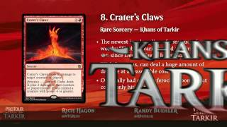 Pro Tour Khans of Tarkir: Standard overview with Randy Buehler